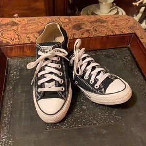 Black converse chuck taylor 7